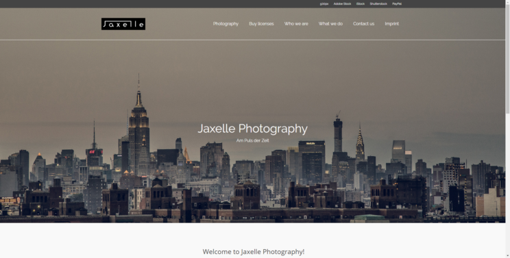 Just launched Jaxelle - Allgemein