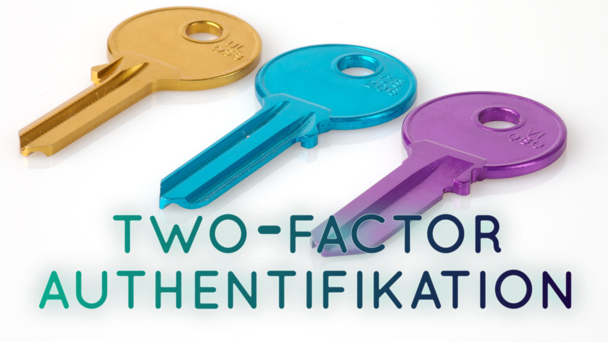 two-factor authentifikation