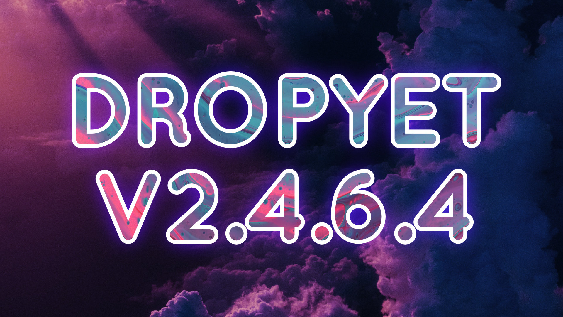 Update 2.3 is coming - DropYet